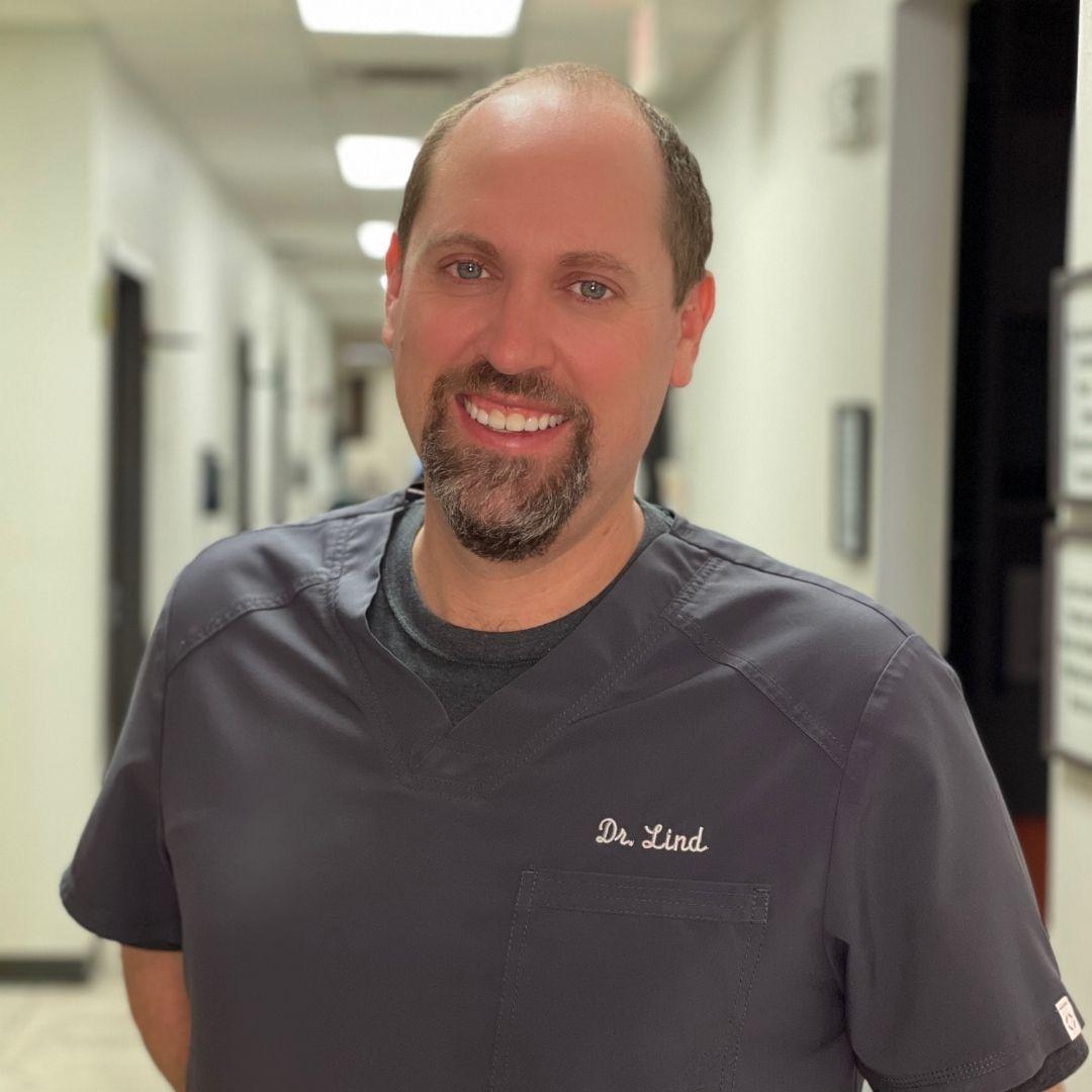 Dr. Lind is a favorite at EP Dentistry 4 Kids