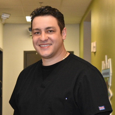 Dr. Sarkisyan likes being a dentist at EP Dentistry 4 Kids